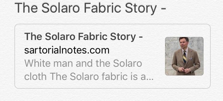 solaro story
