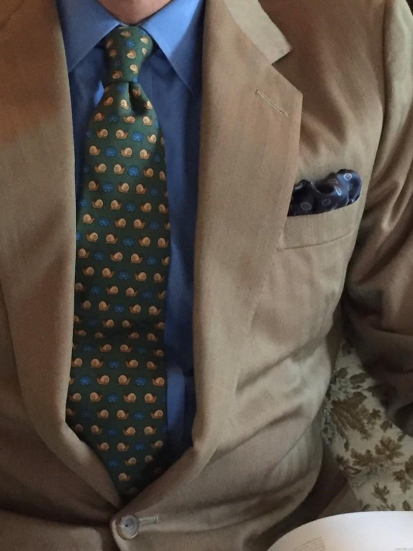 solaro with tie
